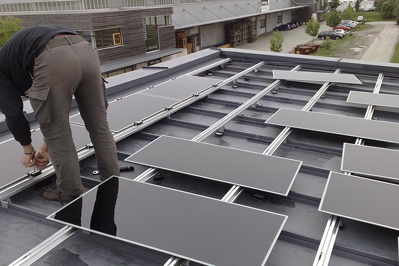 PV-Anlage / Solar